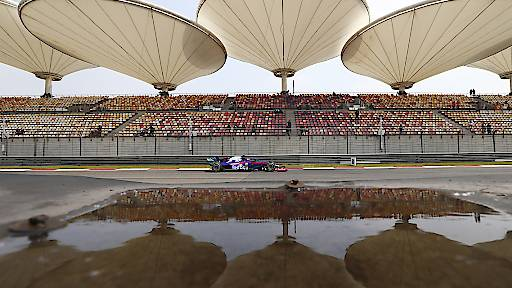 Formel 1: GP in China wegen Coronavirus abgesagt