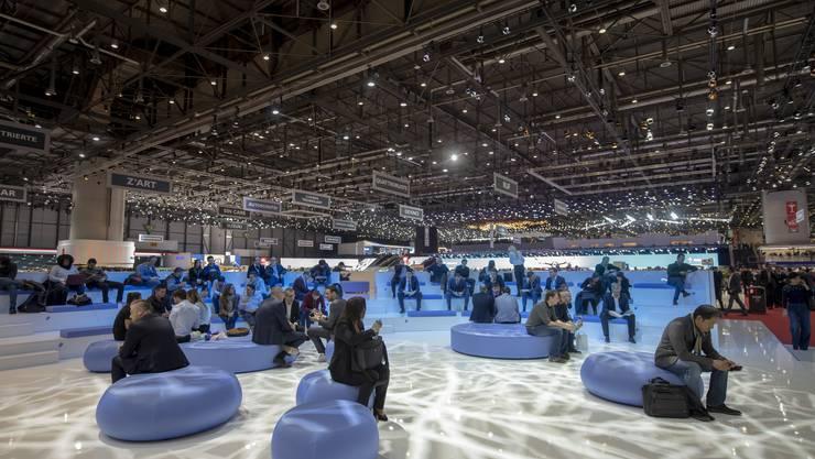 Am Donnerstag hat in Genf der 89. Autosalon seine Tore geöffnet.