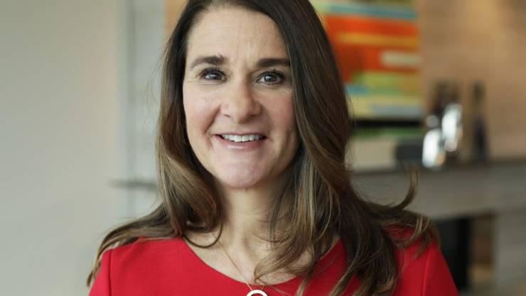 """""""Ehrlich gesagt gibt es keine Frau aus meinem Bekanntenkreis, der es noch nicht passiert ist. Es ist allgegenwärtig"""", sagt Melinda Gates über sexuelle Belästigung."""
