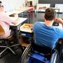Im Rahmen kantonaler Spezialangebote werden Kinder und Jugendliche mit Behinderung und Beeinträchtigung beschult.