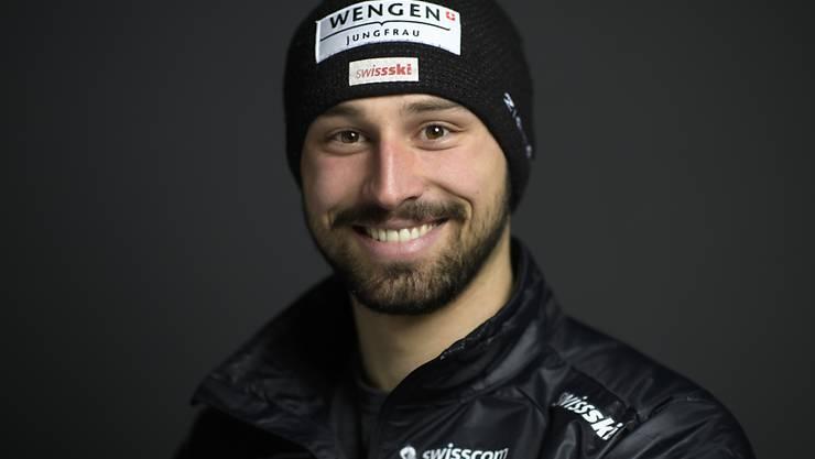 Der Schweizer Skicrosser Ryan Regez feierte im Schwarzwald überraschend seinen ersten Weltcupsieg