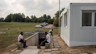 Schon bald Vergangenheit: Weil das Kantonsspital Baden umgebaut wird, werden im Frühling auch die Asylsuchenden aus der Geschützten Operationsstelle verschwinden – der Kanton muss neue Plätze für sie bereitstellen.