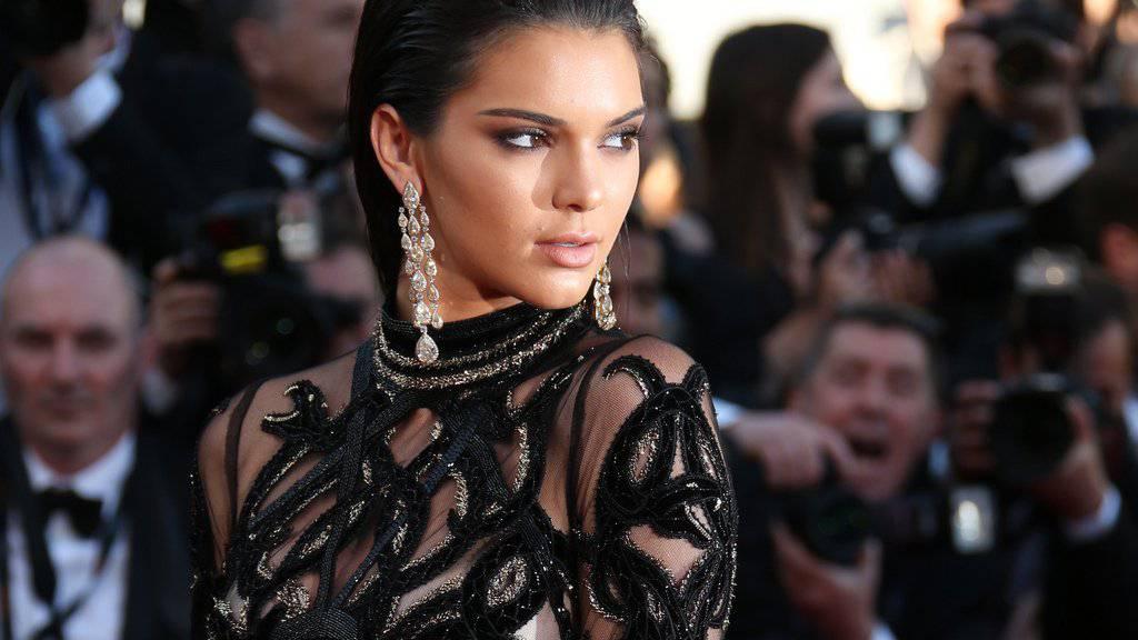 Der Stalker darf sich Model Kendall Jenner vorläufig nicht mehr nähern. (Archivbild)