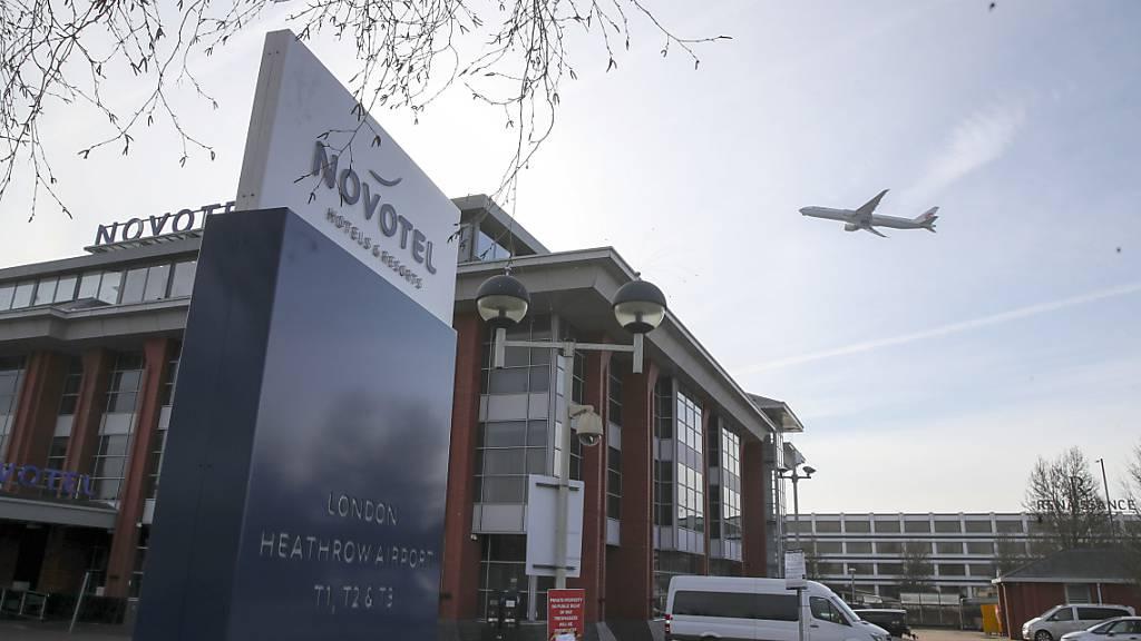 Einreisende von «roter Liste» müssen in Hotel-Quarantäne