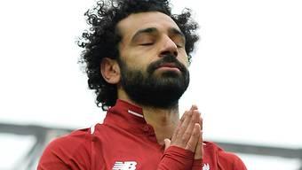Fordert ein Umdenken: Mohamed Salah.
