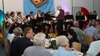 Die Musikgesellschaft Niederbuchsiten bot am Musig-Obe eine beachtliche Leistung.
