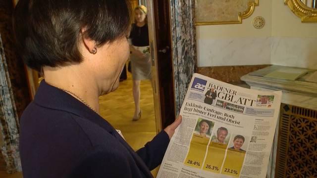 Yvonne Feri: «Auch eine linke Politikerin kann Politik machen, die CVP und FDP anspricht.»