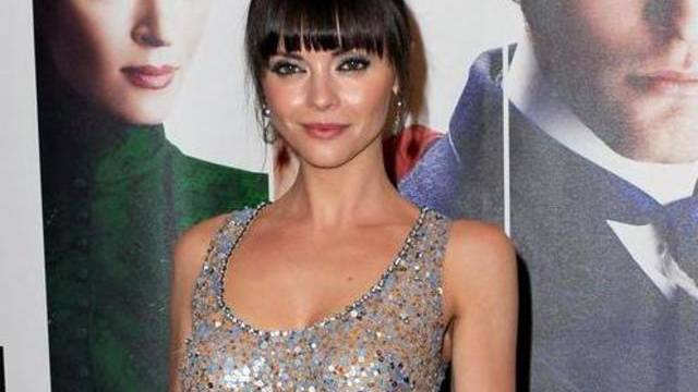 Hollywood-Star Christina Ricci