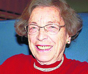 Gertrud Lurà, Baden