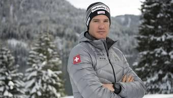 Dario Cologna ist am Samstag im Skiathlon zum Zuschauen verurteilt