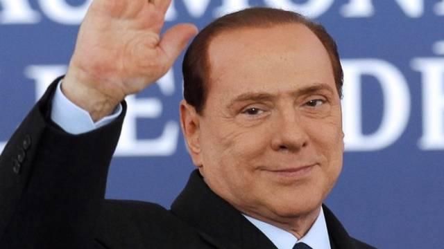 Berlusconi will sich von der Spitze verabschieden (Archiv)