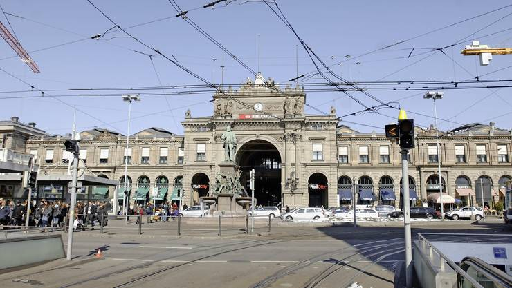 Der Südtrakt des Hauptbahnhofs wird bis 2023 saniert: Die Läden und Gastronomiebetriebe müssen drei Jahre lang schliessen.