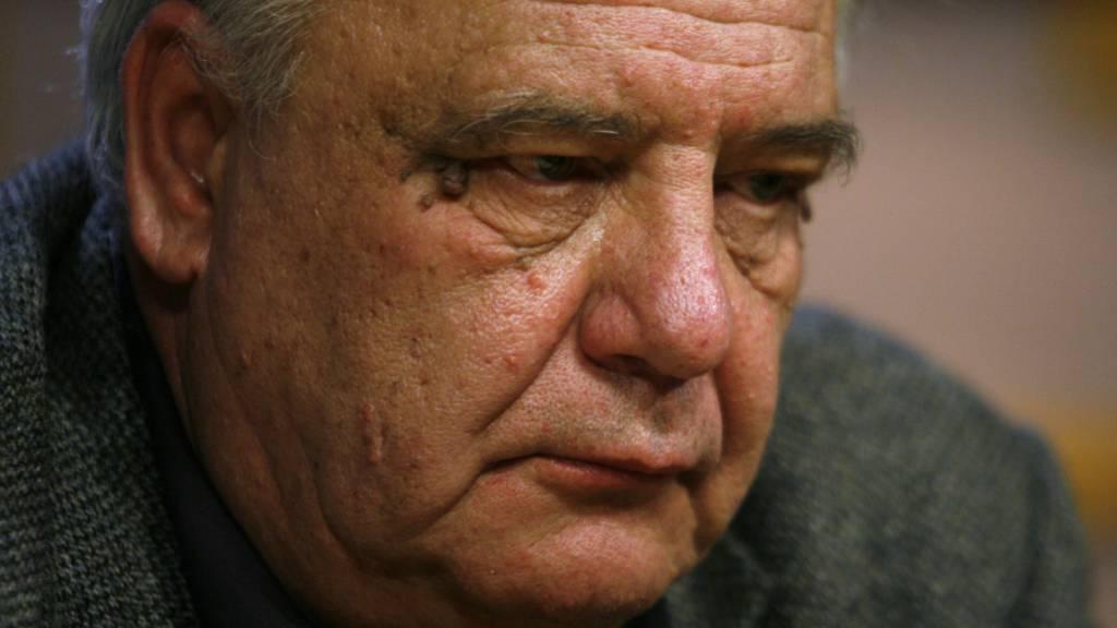 Früherer Sowjetdissident Wladimir Bukowski gestorben