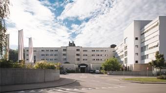 Das Gesundheitszentrum betreibt in Rheinfelden (Bild) und Laufenburg ein Spital.