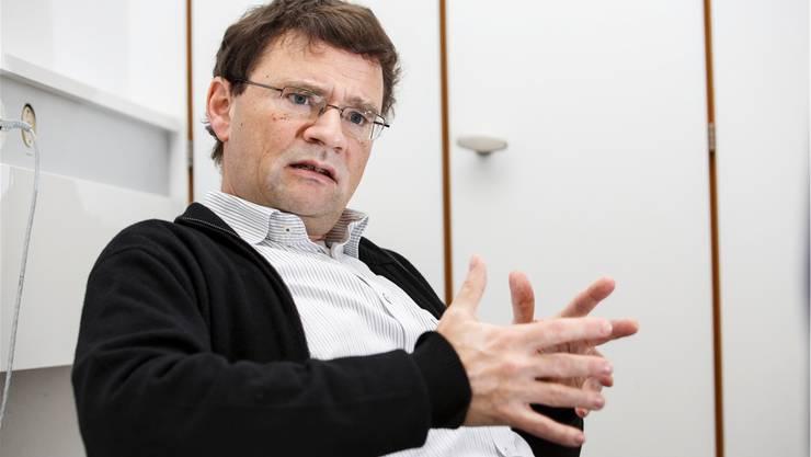 «Jede Infektion, die im Spital entsteht, ist eine zu viel», sagt Infektiologe Thomas Stöckli.