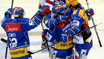 Der ZSC bodigt Lausanne und ist in den Playoffs eine Runde weiter