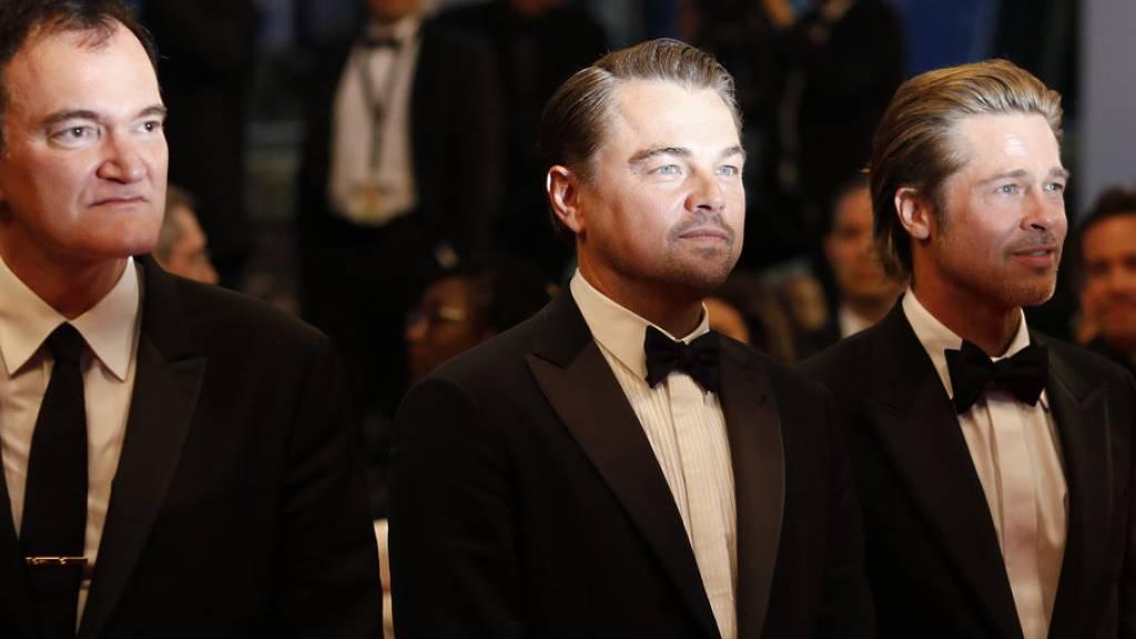 Der Film «Once Upon a Time ... in Hollywood» ist klarer Favorit in der Kategorie «Bester Film».(Archivbild)