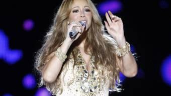Heiratsanträge auch von Frauen: US-Sängerin Mariah Carey (Archiv)