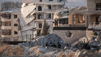 Gewalt in Syrien: Chemiewaffen-Experten in Syrien eingetroffen