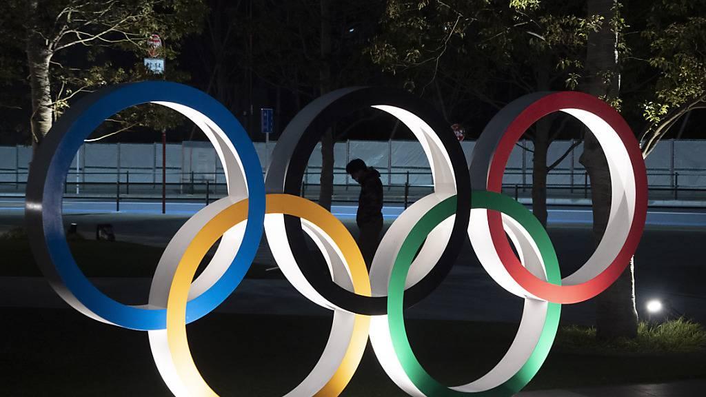 Olympia: Japan will Teil der Verschiebungskosten übernehmen