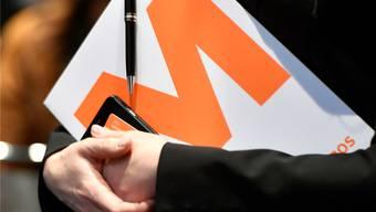 Das «orange M» breitet sich im Gesundheitswesen aus. KEYSTONE