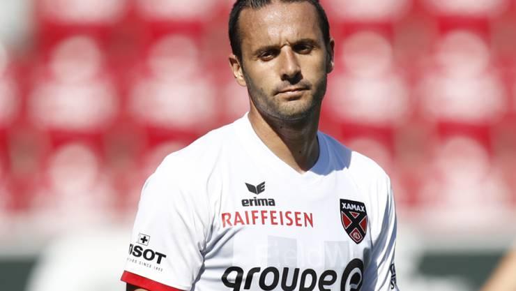 Raphaël Nuzzolo ärgert sich