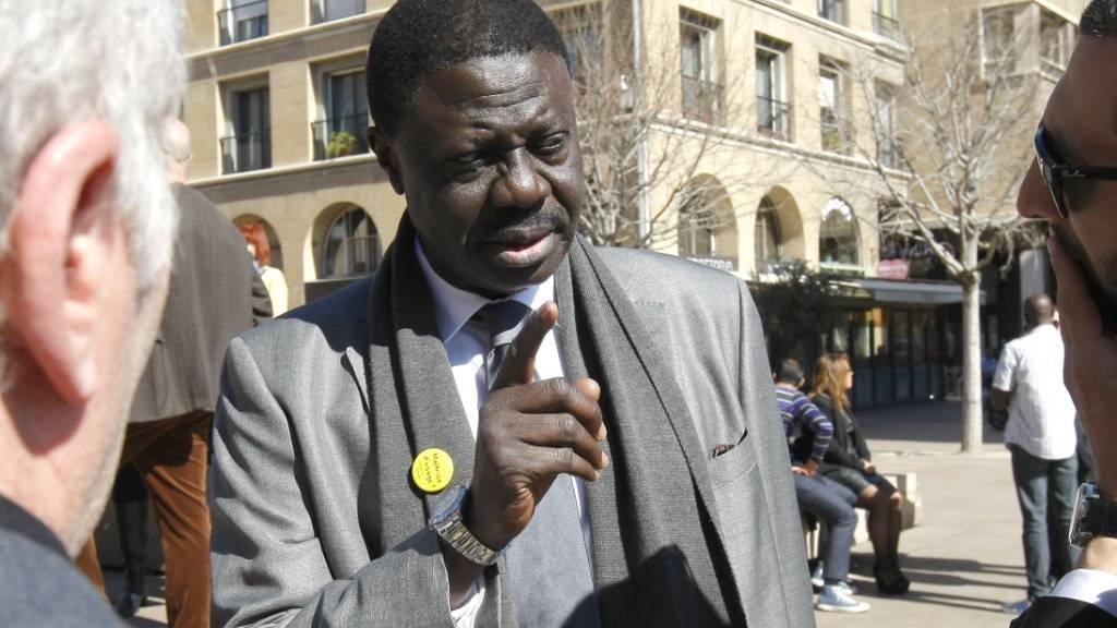 Ex-Marseille-Präsident Diouf stirbt an Folgen des Coronavirus