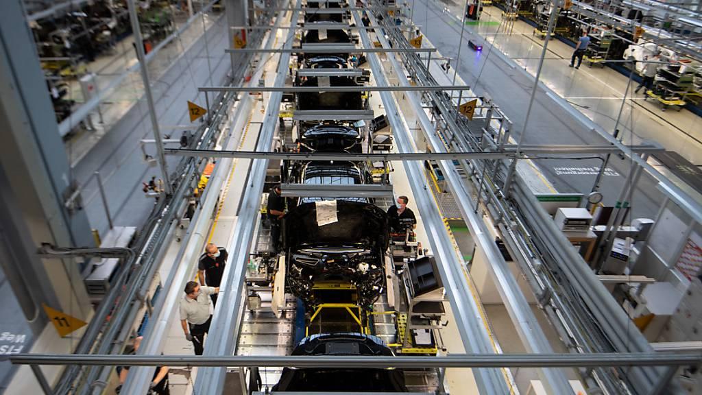 Autobauer Daimler vervielfacht Gewinn - China treibt Geschäft