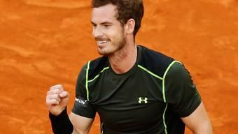 Andy Murray nach Heirat auf Höhenflug