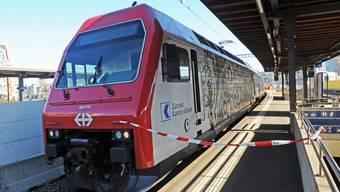 Tödlicher Unfall im Bahnhof Oerlikon: Mann wurde von Zug erfasst