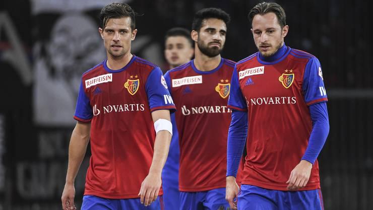 Dem FCB waren die Reise-Strapazen von der Europa League anzumerken.