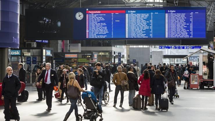 Hallt schon bald eine Computer-Stimme durch den Zürcher Hauptbahnhof?