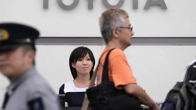 Keine Freude beim japanischen Autokonzern Toyota (Archiv)