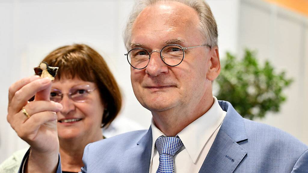 Prognose: CDU in Sachsen-Anhalt mit Abstand stärkste Kraft