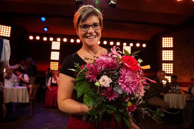 Siegerin Sonja Schilt