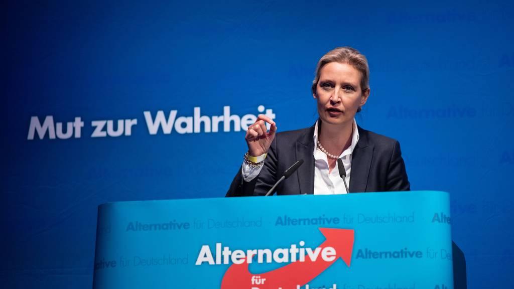 AfD-Spenden: Schweiz übermittelt Beweismaterial nach Deutschland