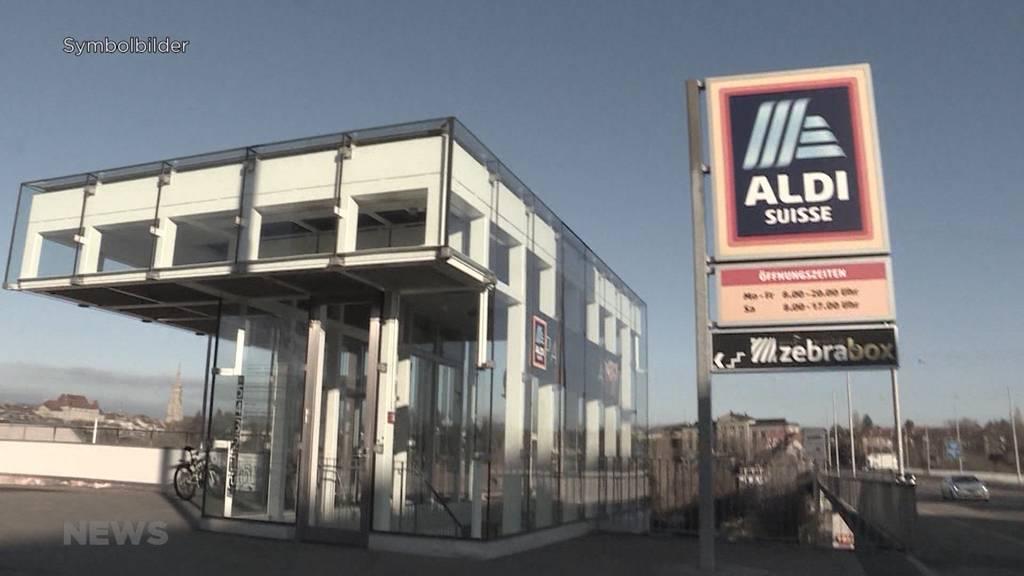 Serie von Raubüberfällen: Angestellte von ALDI mit Messer bedroht