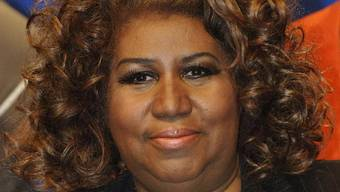 Aretha Franklin erfreut sich wieder bester Gesundheit (Archiv)