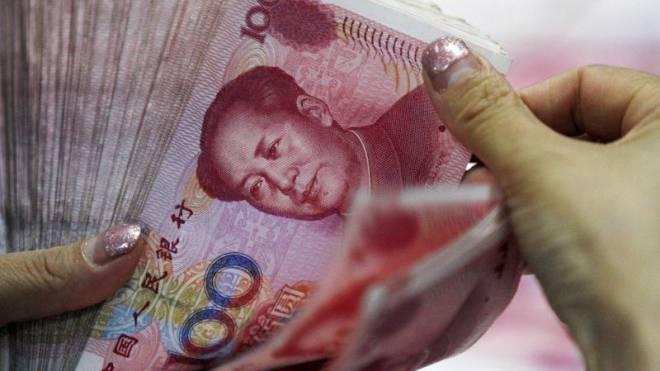 Der Yuan wurde abgewertet, die Wirtschaft kriselt: Was macht nun Chinas Führung? Foto: Keystone