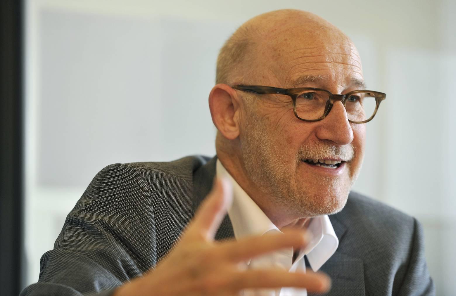 Bruno Lüscher ist seit 25 Jahren Präsident des Abwasser Zweckverbandes Lützelmurgtal. (Bild: Tagblatt/Reto Martin)