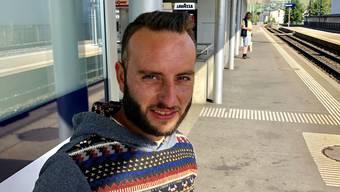 Dario Marques (28), Menziken, auf Arbeitssuche.