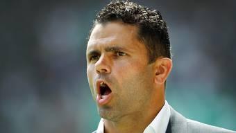 Uli Forte ist neuer Trainer des FC Zürich.