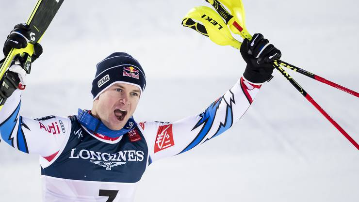 Der Franzose Alexis Pinturault ist Weltmeister in der Kombination.
