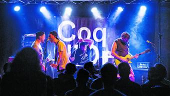 Die Band Cheisea Deadbeat Combo gehörte auch zum Geburtstagsprogramm des Coq d'Or.