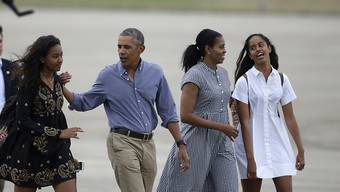 Der Ex-Präsident der USA, Barack Obama, hat das Haus, in dem er bisher mit seiner Familie zur Miete gewohnt hat, nunmehr gekauft. (Archivbild)