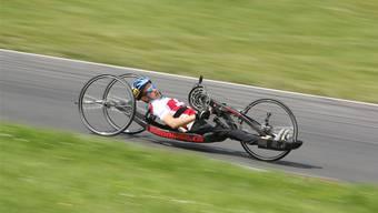 Nach einer guten Saison will Tobias Fankhauser an die Paralympics in London.