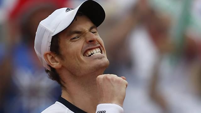 Andy Murray kehrt wieder auf die Tour zurück
