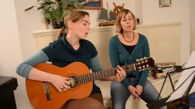 «Dust In The Wind»: So klingen Janine Reijnen und Andrea Jeremias