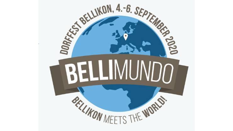 Das Logo vom Dorffest Bellikon steht fest