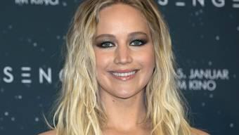 Hilft mit, Rechtsextremisten an den Internetpranger zu stellen: US-Schauspielerin Jennifer Lawrence. (Archivbild)